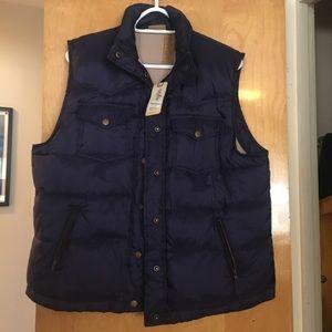 Wrangler brand women's puffy vest